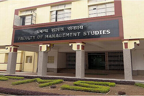 Faculty of Management Studies, Varanasi