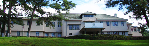 Indian Institute of Management Shillong (IIM-S)