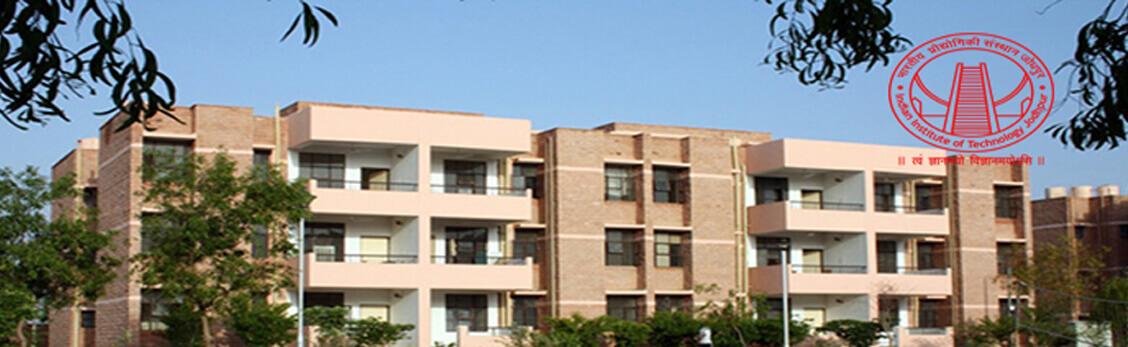 Indian Institute of Technology Jodhpur - IITJ