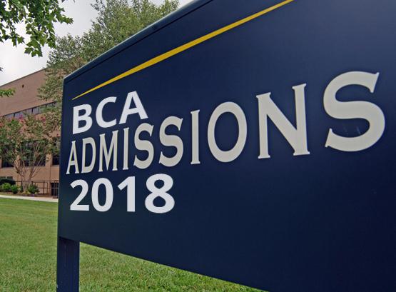 BCA Admissions 2018