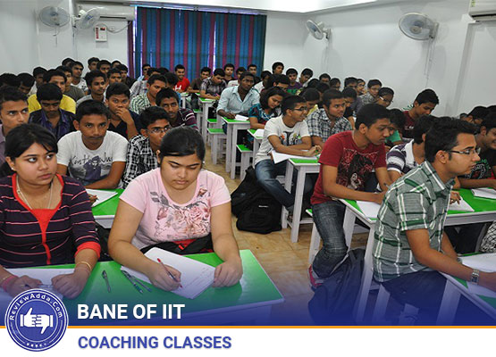 Bane or Boom of IIT Coaching Classes