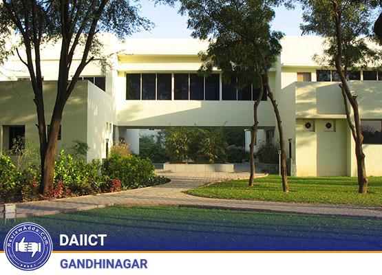 DAIICT Gandhinagar