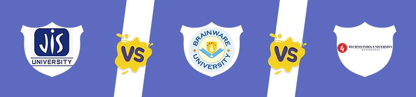 JIS, Brainware and Techno India