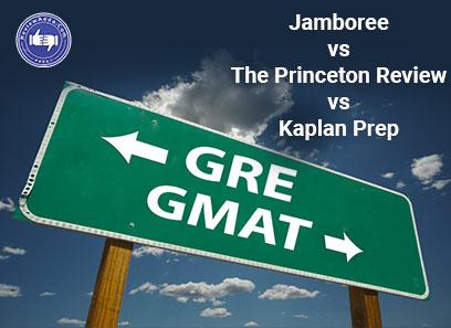 Jamboree vs The Princeton Review vs Kaplan Prep