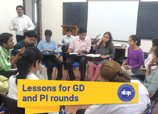 Tips for GD and PI rounds