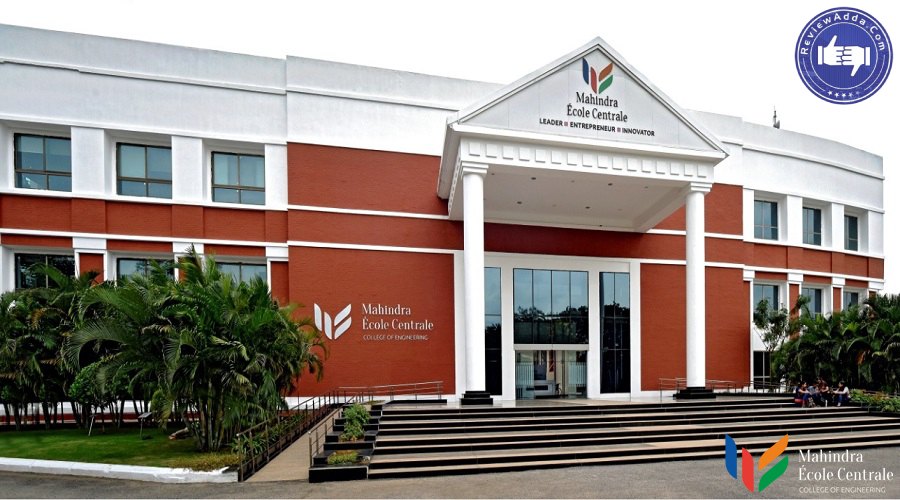 Mahindra Ecole Centrale Hyderabad Admission Fee Courses Cutoff Ranking