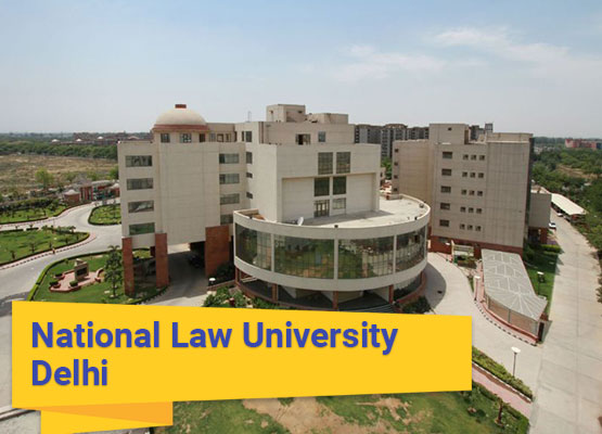 National Law University Delhi