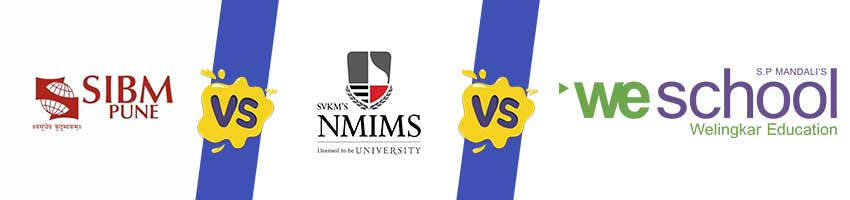 SIBM vs NMIMS vs Welingkar