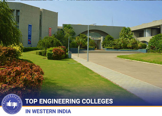 Top private engineering colleges in Western India