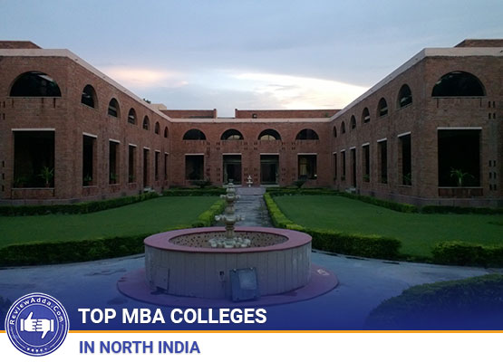 Top MBA colleges in North India