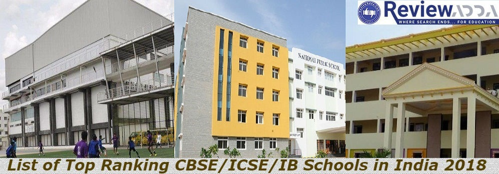Top 100 Best Schools in India
