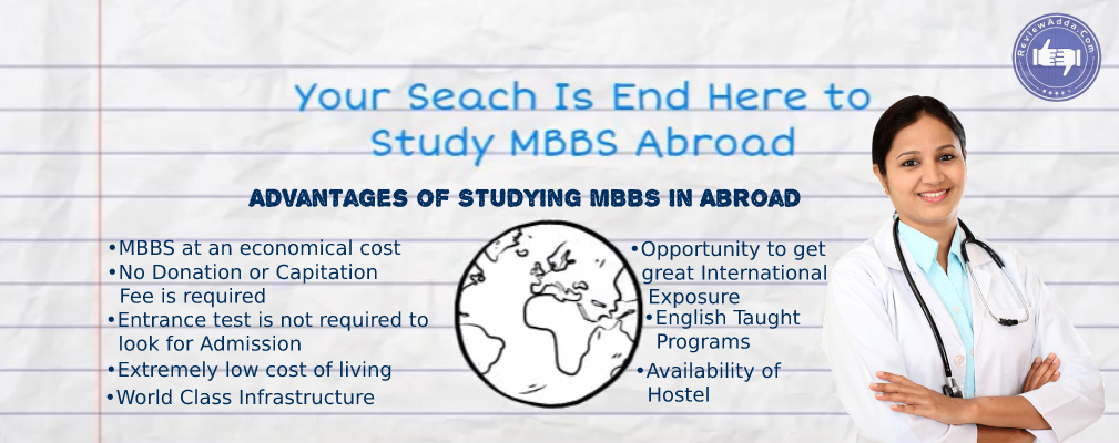 MBBS in Abroad- Top Advantages of Studying MBBS in Abroad
