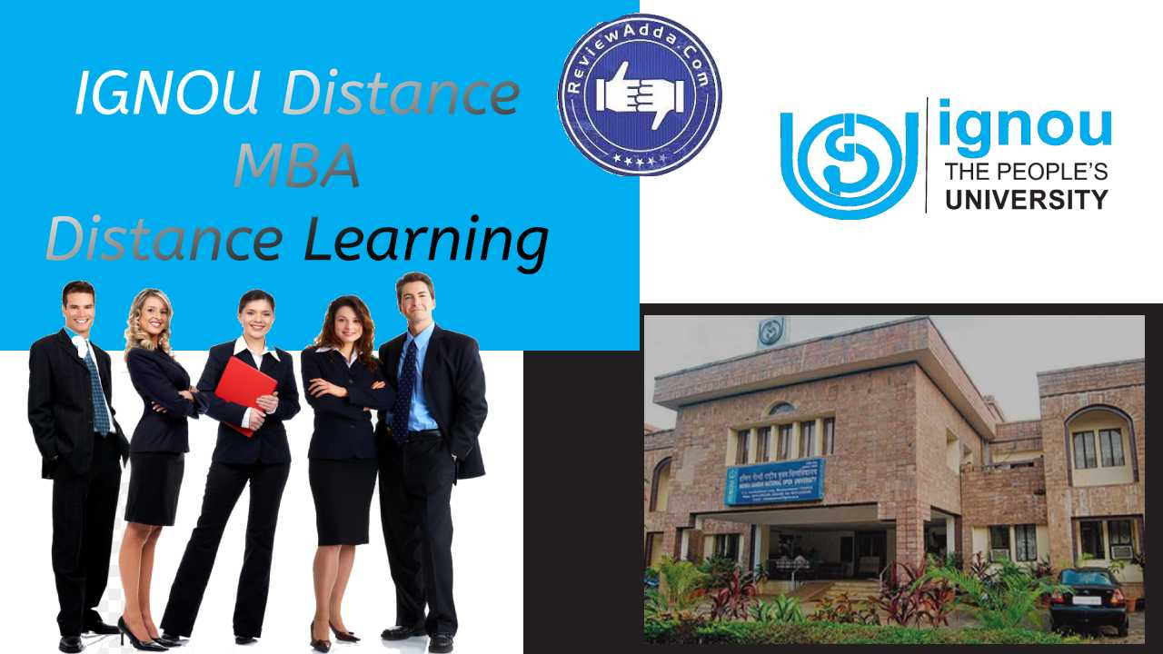 Ignou Distance Mba Learning Program 2019 20 Review Fee Eligibility