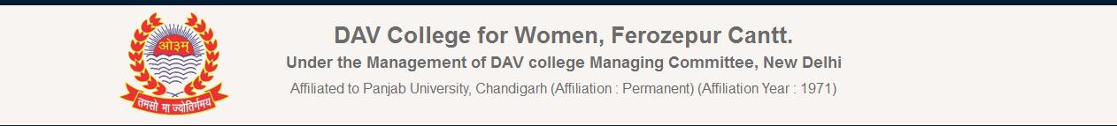 DAV College For Women