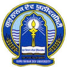 Guru Nanak Dev University - [GNDU]