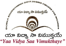 Dodla Kausalyamma Government College for Women