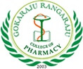 Gokaraju Rangaraju College of Pharmacy