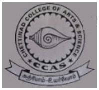 Chettinad College of Arts and Science