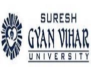 Suresh Gyan Vihar University - [SGVU]