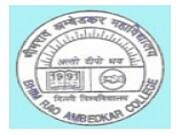 Bhim Rao Ambedkar College Delhi-ReviewAdda.com