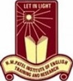 HM Patel Institute of English Training and Research