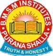 Baba Mehar Singh Memorial College - [BMSM]