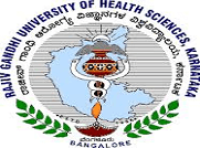 Rajiv Gandhi University of Health Sciences - [RGUHS]