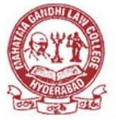 Mahatma Gandhi Law College