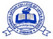 Mohamed Sathak College of Arts and Science - [MSCAS]