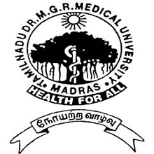 The Tamil Nadu Dr. M.G.R. Medical University