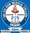 Sri Sai Ram Medical College for Siddha Ayurveda and Homoeopathy