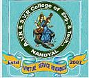 AVR and SVR College of Engineering and Technology - [AVR and SVRCET]