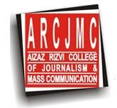 Aizaz Rizvi College of Journalism and Mass Communication - [ARCJMC]