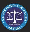 SS Jain Subodh Law College
