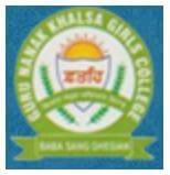 Guru Nanak Khalsa Girls College