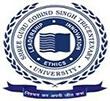 Shree Guru Gobind Singh Tricentenary University - [SGT]