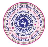 Andhra Mahila Sabha Arts and Science College for Women - [AMSASCW]