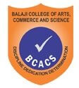 Balaji College of Arts Commerce and Science - [BCACS]