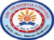 GDC Memorial College Bhiwani-ReviewAdda.com